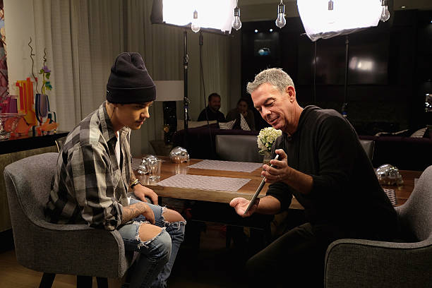 "Elvis Duran's Exclusive Interview With Justin Bieber For ""Entertainment Tonight"":ニュース(壁紙.com)"