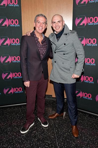 "Visit「Pitbull And Pentatonix Visit ""The Elvis Duran Z100 Morning Show""」:写真・画像(19)[壁紙.com]"