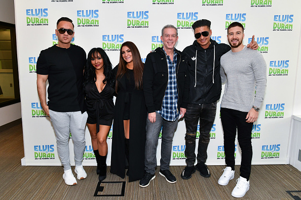 テレビ「Cast Of 'Jersey Shore Family Vacation' Visits 'The Elvis Duran Z100 Morning Show'」:写真・画像(0)[壁紙.com]