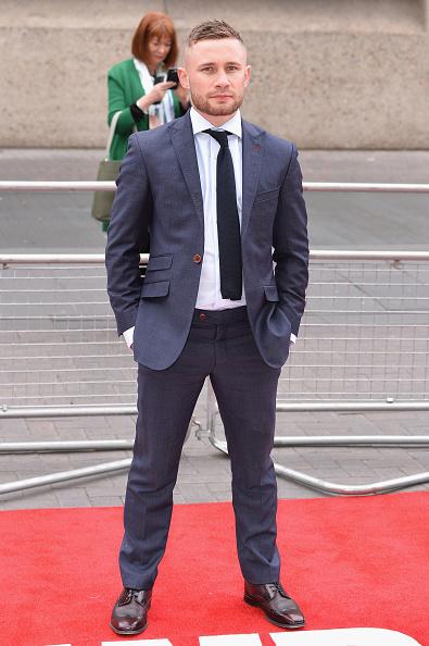 "Carl Frampton「""Jawbone"" UK Premiere - Arrivals」:写真・画像(2)[壁紙.com]"
