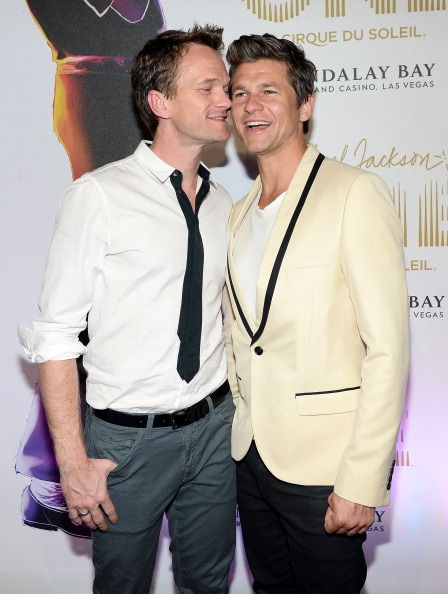 "Neil Patrick Harris「""Michael Jackson ONE by Cirque du Soleil"" World Premiere At Mandalay Bay」:写真・画像(11)[壁紙.com]"