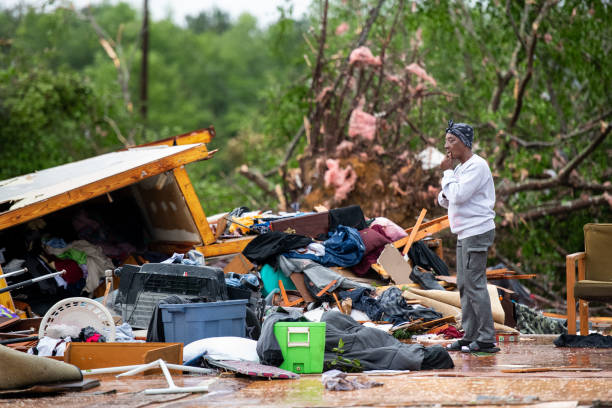 At Least 19 Dead As Severe Storms Spawn Tornados In Southern U.S.:ニュース(壁紙.com)