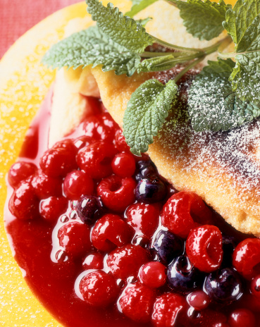 Coulis「Summer fruit souffle omelette」:スマホ壁紙(19)
