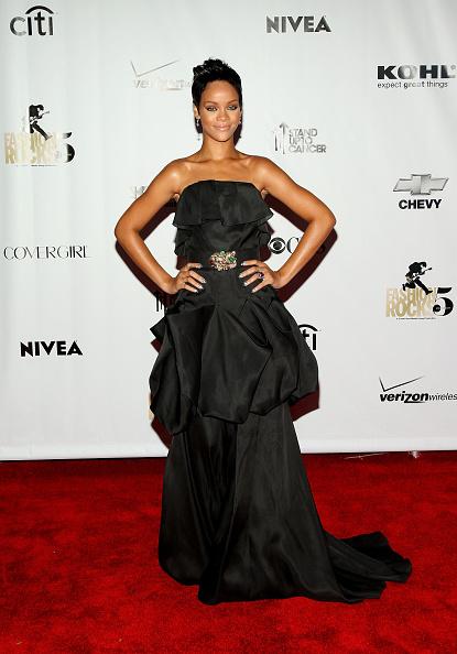 Pompadour「Conde Nast Media Group's Fifth Anniversary Of Fashion Rocks - Arrivals」:写真・画像(19)[壁紙.com]