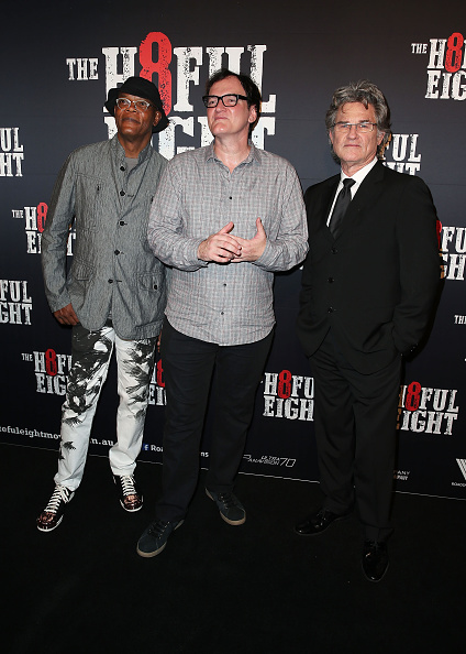 The Hateful Eight「The Hateful Eight Australian Premiere - Arrivals」:写真・画像(19)[壁紙.com]