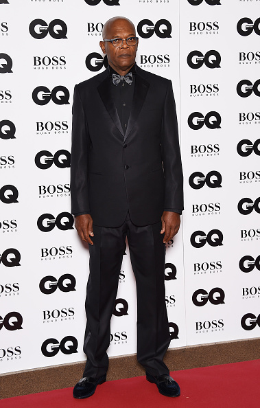 Textured「GQ Men Of The Year Awards - Red Carpet Arrivals」:写真・画像(9)[壁紙.com]