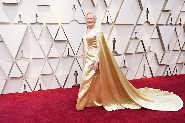 Gold Dress「91st Annual Academy Awards - Arrivals」:写真・画像(17)[壁紙.com]