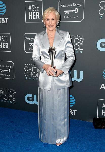 Award「The 24th Annual Critics' Choice Awards - Press Room」:写真・画像(6)[壁紙.com]