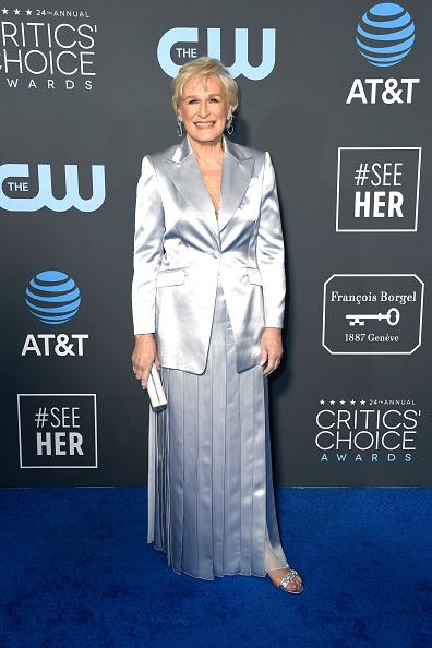 Award「The 24th Annual Critics' Choice Awards - Arrivals」:写真・画像(4)[壁紙.com]