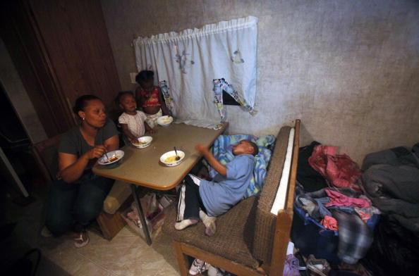 Poverty「Louisiana FEMA Trailer Park Still Inhabited Four Years Later」:写真・画像(14)[壁紙.com]
