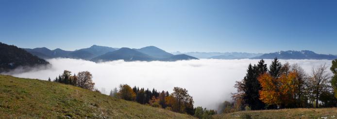 Brauneck「Germany, Bavaria, Upper Bavaria, View of mountains」:スマホ壁紙(19)