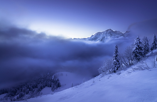 Dachstein Mountains「Germany, Bavaria, Berchtesgaden Alps, Hoher Goell」:スマホ壁紙(11)