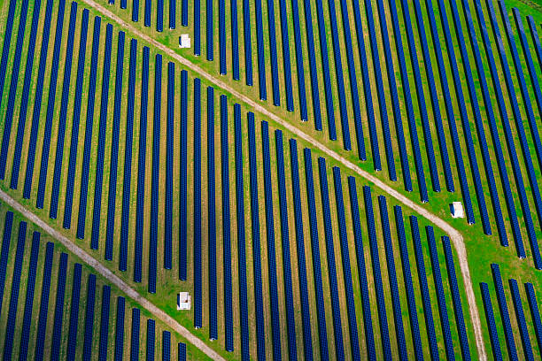 Germany, Bavaria, solar plant:スマホ壁紙(壁紙.com)