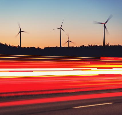 Power Supply「Wind Powered Highway」:スマホ壁紙(12)