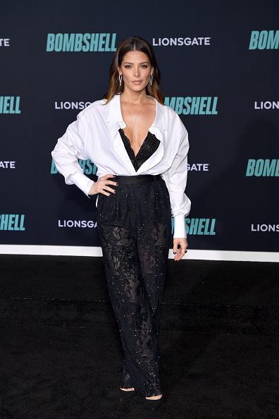 "Ashley Greene「Special Screening Of Liongate's ""Bombshell"" - Arrivals」:写真・画像(2)[壁紙.com]"