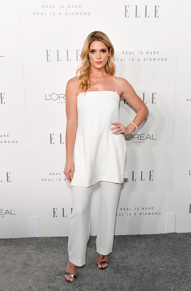 アシュリー グリーン「ELLE's 24th Annual Women in Hollywood Celebration presented by L'Oreal Paris, Real Is Rare, Real Is A Diamond and CALVIN KLEIN - Arrivals」:写真・画像(11)[壁紙.com]