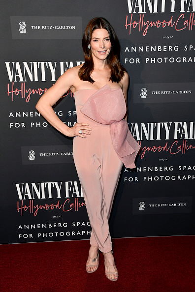 Sheer Fabric「Vanity Fair: Hollywood Calling - The Stars, The Parties And The Power Brokers - Arrivals」:写真・画像(17)[壁紙.com]