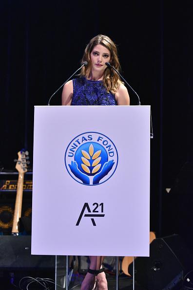 アシュリー グリーン「Unitas Gala Against Sex Trafficking」:写真・画像(18)[壁紙.com]