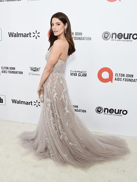 Ashley Greene「28th Annual Elton John AIDS Foundation Academy Awards Viewing Party Sponsored By IMDb, Neuro Drinks And Walmart - Red Carpet」:写真・画像(15)[壁紙.com]