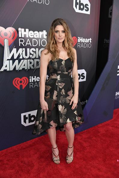 アシュリー グリーン「2018 iHeartRadio Music Awards - VIP」:写真・画像(3)[壁紙.com]