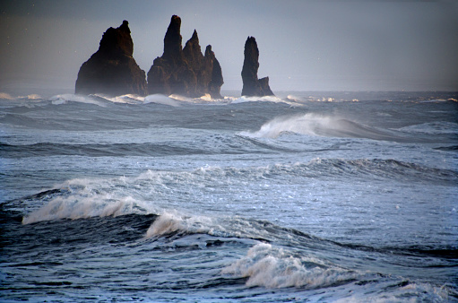 Basalt「Iceland Sea Stacks」:スマホ壁紙(15)