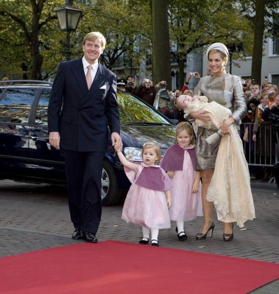 Michel Porro「Christening Of Dutch Princess Ariane」:写真・画像(5)[壁紙.com]