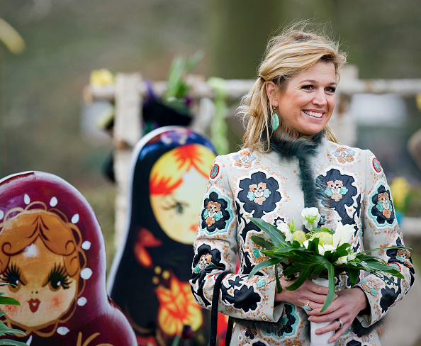 Keukenhof Gardens「Princess Maxima Attends The Opening Of The Keukenhof In Lisse」:写真・画像(0)[壁紙.com]