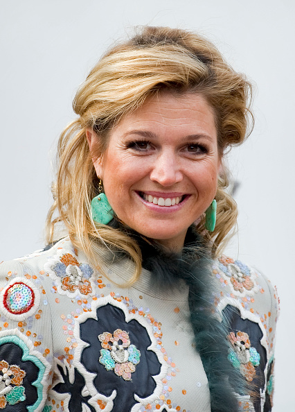 Keukenhof Gardens「Princess Maxima Attends The Opening Of The Keukenhof In Lisse」:写真・画像(2)[壁紙.com]