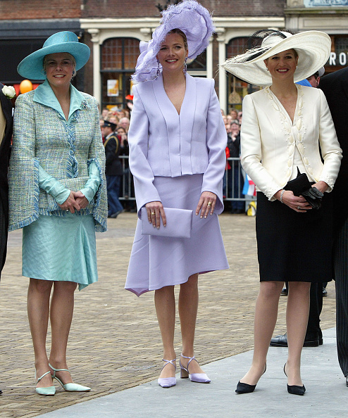 Netherlands「Wedding Of Prince Johan Friso and Mabel Wisse Smit」:写真・画像(6)[壁紙.com]