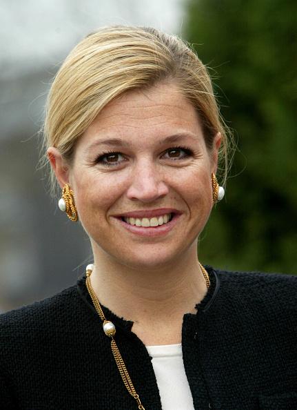Netherlands「Netherlands: Dutch Princess Maxima Visits Social Project」:写真・画像(9)[壁紙.com]
