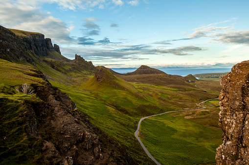 Quirang「UK, Scotland, Isle of Skye, Quiraing」:スマホ壁紙(11)