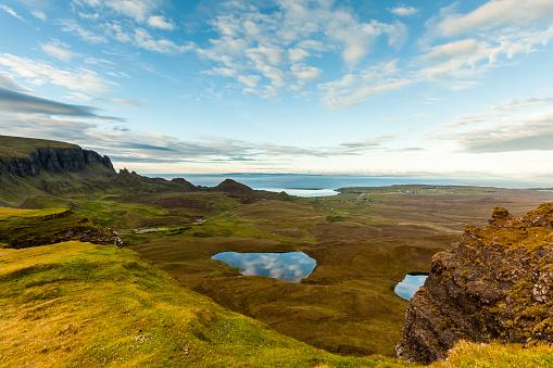 Quirang「UK, Scotland, Isle of Skye, Quiraing」:スマホ壁紙(8)