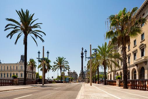 Barcelona - Spain「Barcelona」:スマホ壁紙(12)