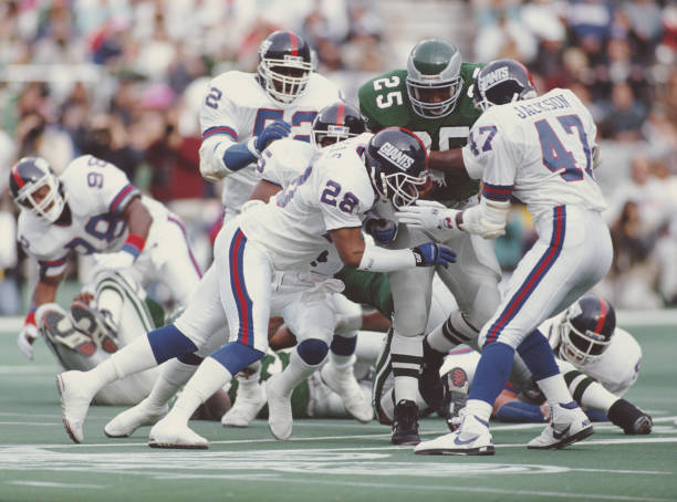 New York Giants vs Philadelphia Eagles:ニュース(壁紙.com)