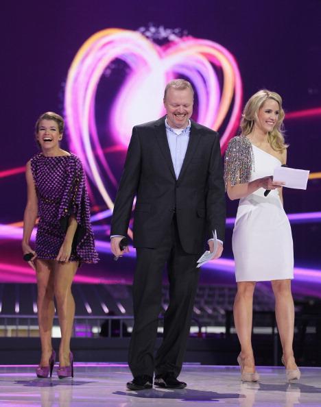 全身「Eurovision Song Contest Dusseldorf 2011 - General Atmosphere And Preparations」:写真・画像(12)[壁紙.com]
