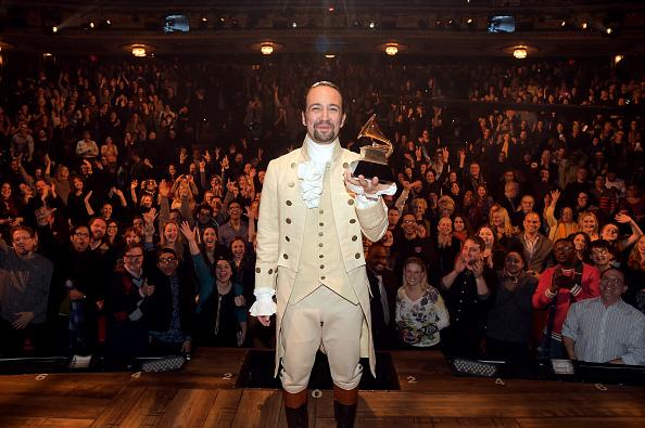 """舞台芸術「The 58th GRAMMY Awards - """"Hamilton"""" GRAMMY Performance」:写真・画像(10)[壁紙.com]"""