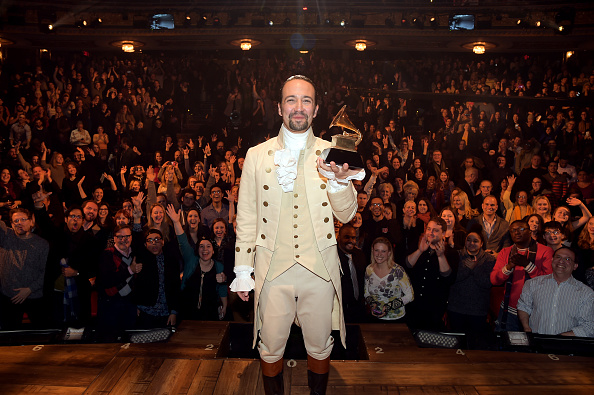 グラミー賞「The 58th GRAMMY Awards - 'Hamilton' GRAMMY Performance」:写真・画像(14)[壁紙.com]