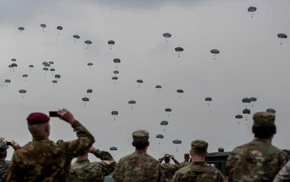 Army Soldier「Saber Junction 16 Military Exercises」:写真・画像(0)[壁紙.com]