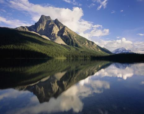 Yoho National Park「Emerald Lake, Yoho National Park. British Columbia. Canada」:スマホ壁紙(5)