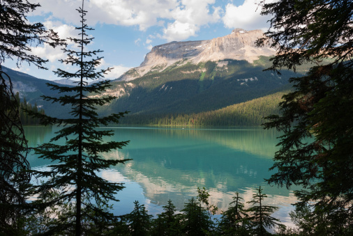 Yoho National Park「Emerald Lake」:スマホ壁紙(7)