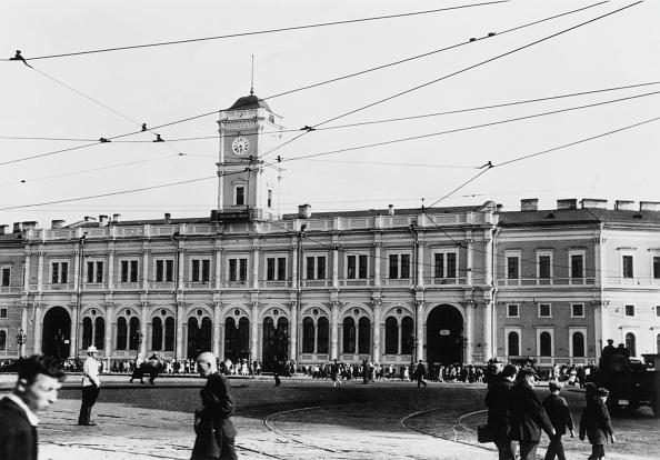 Railroad Station「Moscow Station」:写真・画像(13)[壁紙.com]