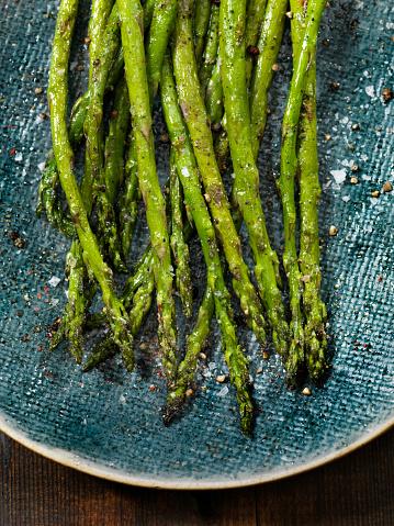 Ketogenic Diet「Roasted Asparagus with Salt and Pepper」:スマホ壁紙(1)