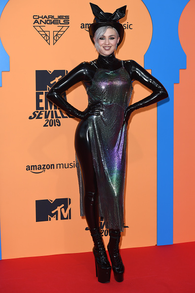 Patent Leather「MTV EMAs 2019 - Red Carpet Arrivals」:写真・画像(13)[壁紙.com]