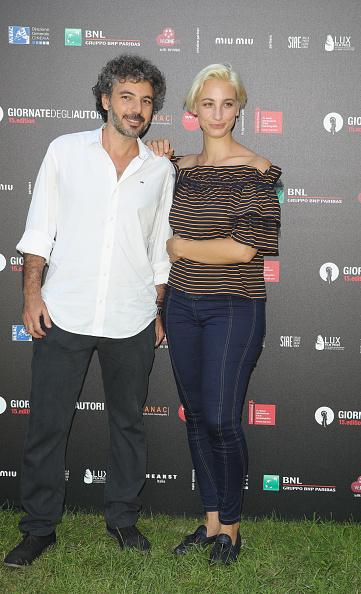 "Ruffled Shirt「""Illuminate"" Photocall - 75th Venice Film Festival」:写真・画像(8)[壁紙.com]"