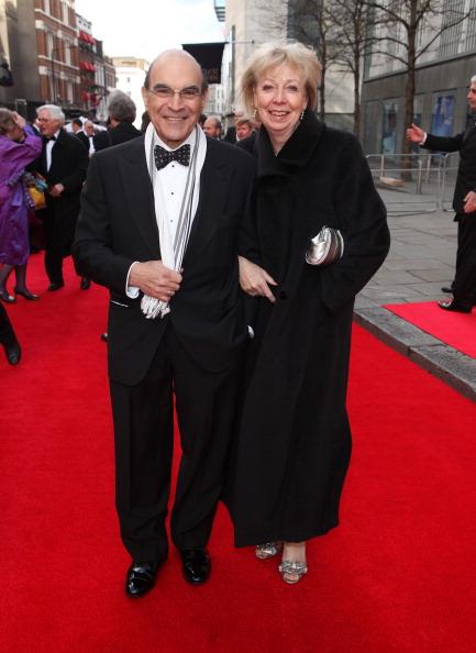 David Suchet「Olivier Awards 2012 - Arrivals」:写真・画像(5)[壁紙.com]