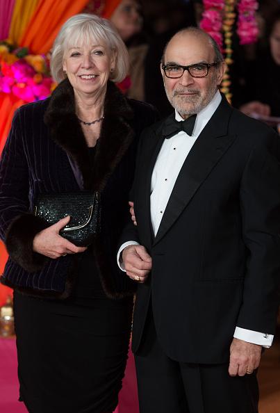 "David Suchet「The Royal Film Performance: ""The Second Best Exotic Marigold Hotel"" - World Premiere - Red Carpet Arrivals」:写真・画像(16)[壁紙.com]"