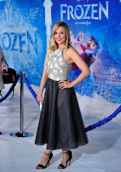 "Kristen Bell「Premiere Of Walt Disney Animation Studios' ""Frozen"" - Red Carpet」:写真・画像(14)[壁紙.com]"