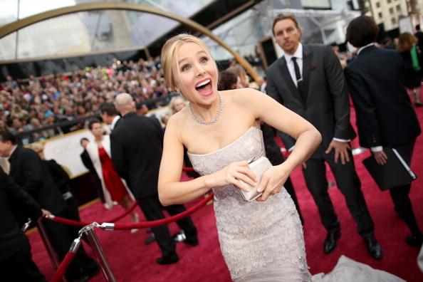 Kristen Bell「86th Annual Academy Awards - Red Carpet」:写真・画像(5)[壁紙.com]