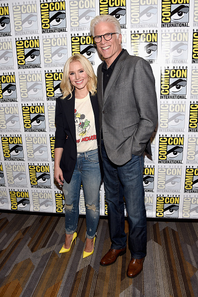 "Comic con「Comic-Con International 2016 - ""The Good Place"" Press Line」:写真・画像(6)[壁紙.com]"
