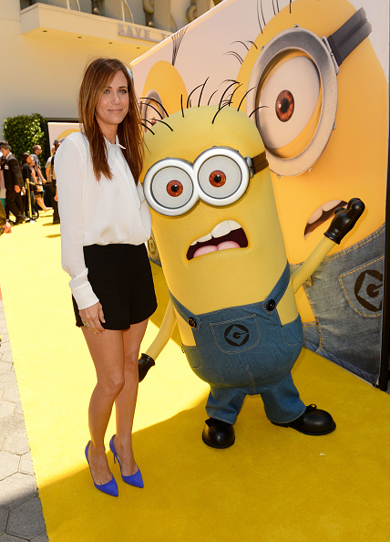 "Blue Shoe「Premiere Of Universal Pictures' ""Despicable Me 2"" - Red Carpet」:写真・画像(19)[壁紙.com]"